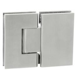 Pružinový pánt na sklenené dvere so zastavením JNF - IN.05.308