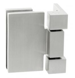 Vertikálny pánt na sklenené dvere JNF - IN.05.313