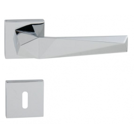 Handle CEBI PIRA - HR - OC - Polished chrome