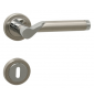 MARENA - R 794 - OC / BN - Polished chrome / brushed stainless steel