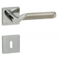 MARENA - HR 794Q - OC / BN - Polished chrome / brushed stainless steel