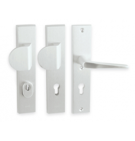 Security handle LINIA ATLAS - F1 - Anodized natural