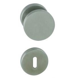 Door ball TUPAI 2006 - BN - Brushed stainless steel
