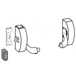 DORMA PHA 2102 F - Single-point locking
