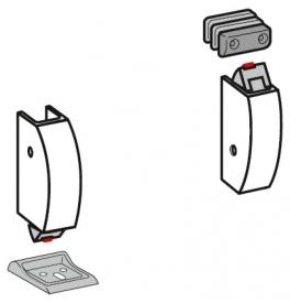 DORMA PHX 03 F - Top and bottom lock combination