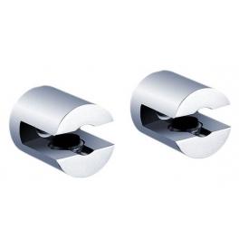 Glass shelf brackets NIMCO BORMO BR 11091BS-26