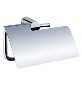 Toilet roll holder with lid NIMCO BORMO BR 11055B-26