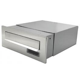Fence-mounted mailbox X-FEST JAKUB 2