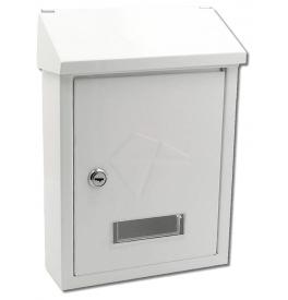 Mailbox X-FEST ERIK - White