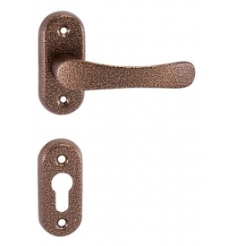 Handle MICHAELA - UOR - Antique Brown