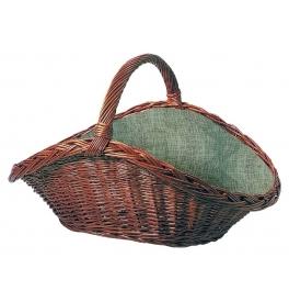 Wicker basket for wood LIENBACHER 21.02.603.2