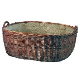 Wicker basket for wood LIENBACHER 21.02.604.2