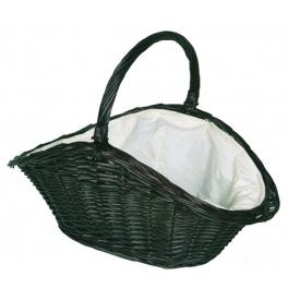 Wicker basket for wood LIENBACHER 21.02.603.DK