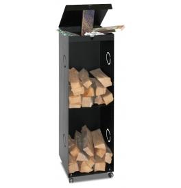 Firewood log rack LIENBACHER 21.00.263.2