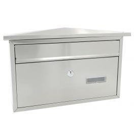 Mailbox X-FEST KT03 inox