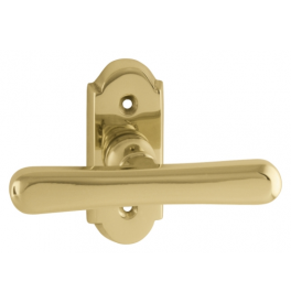 ALT - WIEN - Window olive - OLV - Polished brass