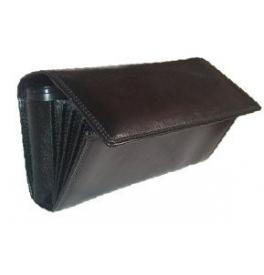 Kožená euro barmanská peňaženka K4+1